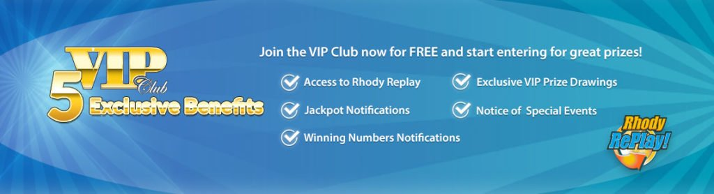 Rhode Island Lottery Promotions