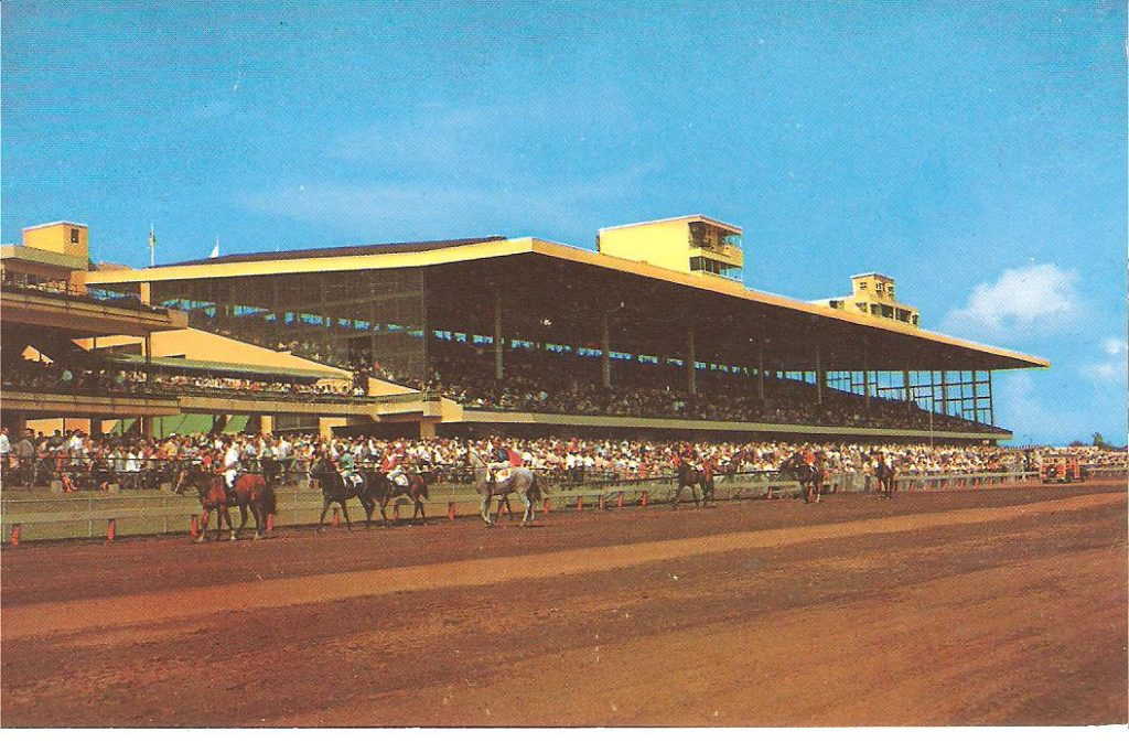 RI horse betting was available at the Narrangansett Park before it closed down